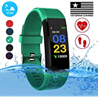 Burn-Rate Fitness Tracker, Heart Rate Monitor - Smart Watches for Women & Men