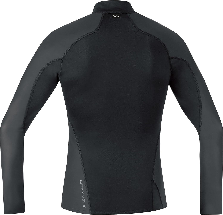 GORE Wear Camiseta interior cortavientos de hombre XL Negro 100325