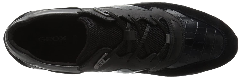 Geox Geox Geox D SHAHIRA A Damen Sneakers Schwarz (schwarzc9999) 0b3ad1
