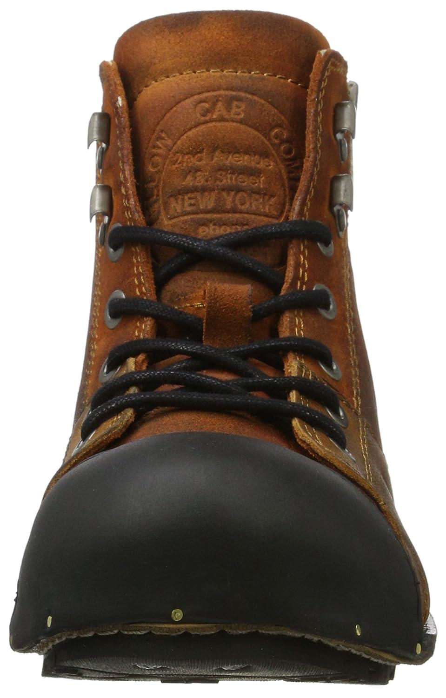 Yellow Cab Herren Industrial M (Tan) Biker Boots, hautfarben Braun (Tan) M 3ee4e4