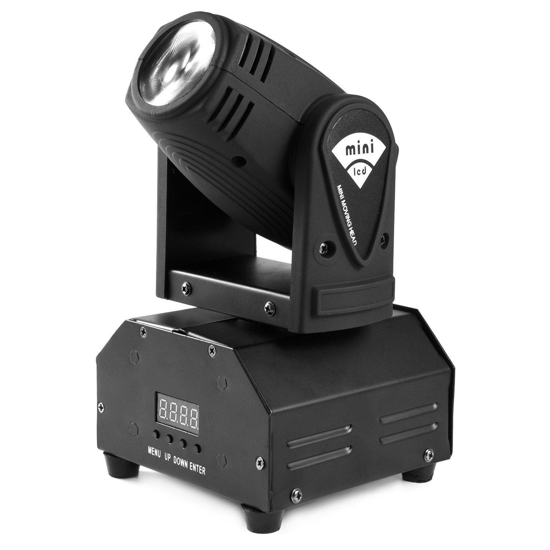 MFL 10w Mini Moving Head Light Stage Spotlight for Dj Party Concert Church Nightclub Wedding MFL. 10Beam-1
