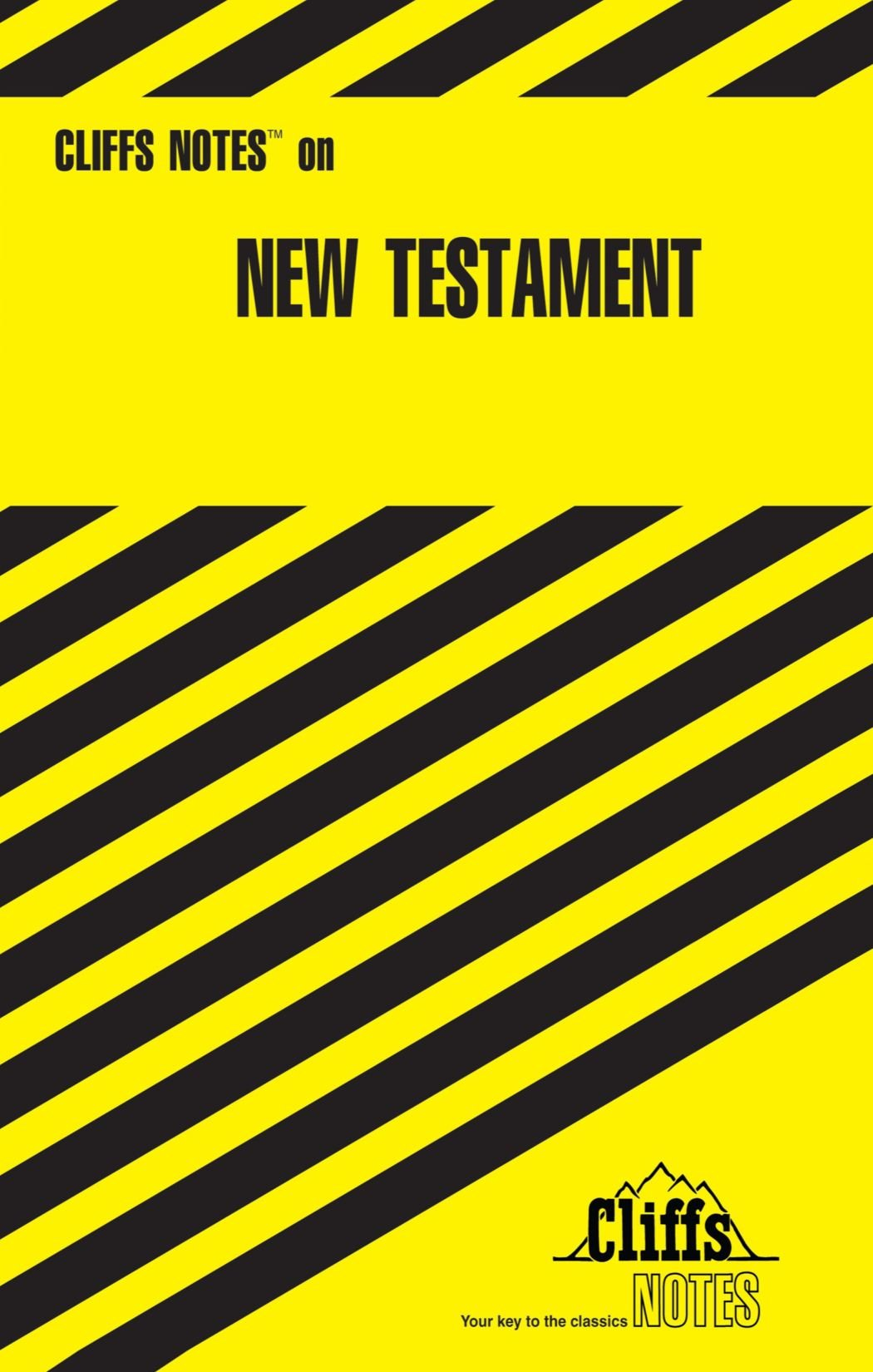 CliffsNotes on New Testament: Amazon.co.uk: Ph.D Charles H ...