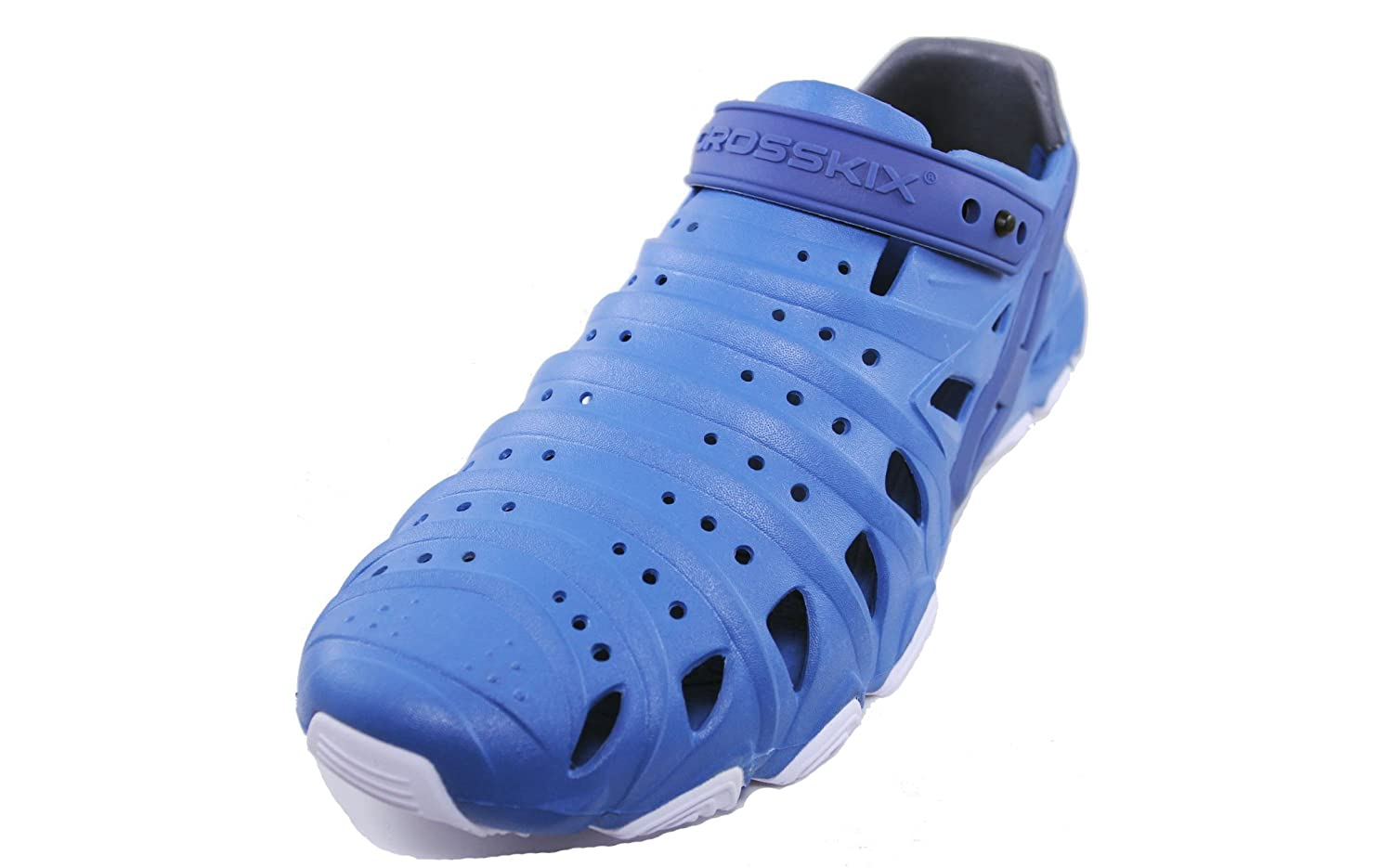 CrossKix 2.0 Athletic Water Shoes - Men & Women B01HE0XDPW M4W6|Faded Denim