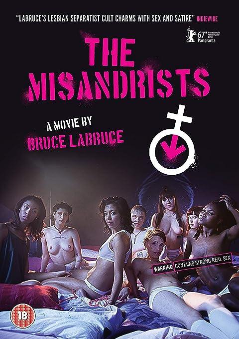 Amazon.com: The Misandrists [UK import, region 2 PAL format]: Susanne  Sachße, Viva Ruiz, Kembra Pfahler, Bruce La Bruce: Movies & TV