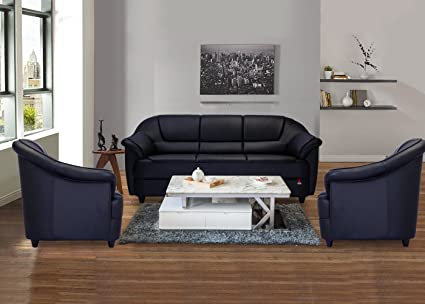 Durian BERRY/55001/A/3+1+1 Five Seater Sofa Set