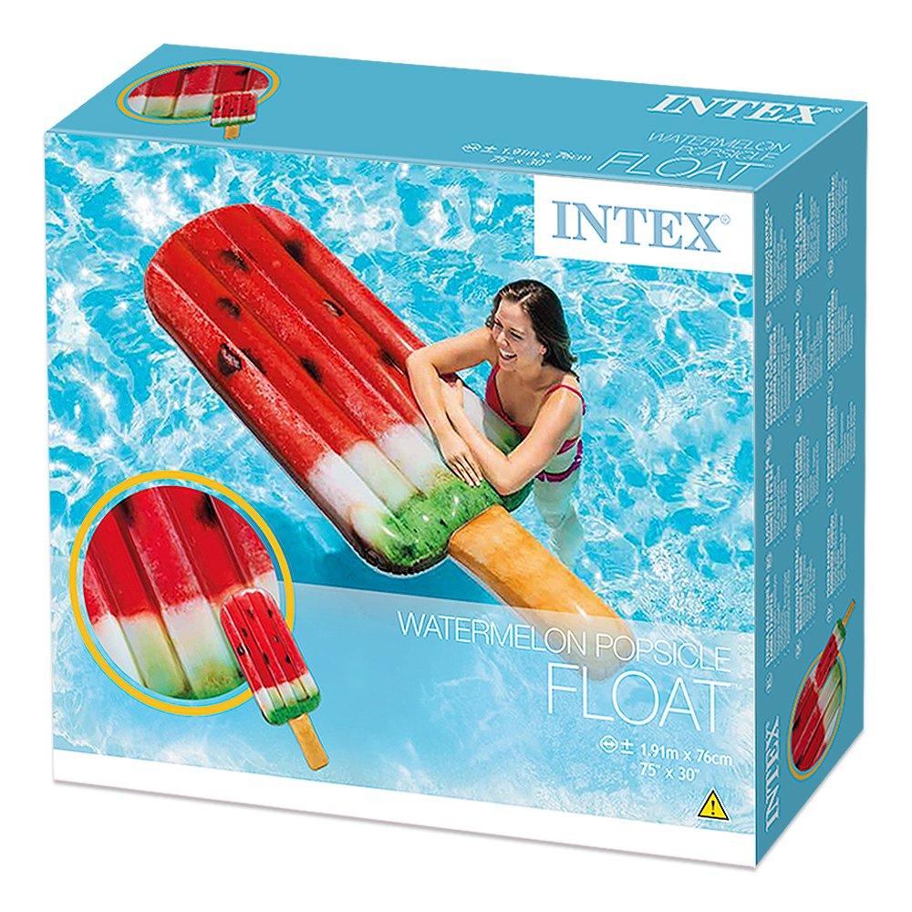Intex 58751EU - Colchoneta hinchable Helado de sandía 76 x 191 cm: Amazon.es: Juguetes y juegos