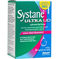 Systane Ultra UD Eye Drops 0.4ml 24 Vials