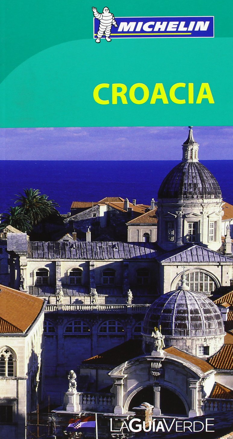 La Guía Verde Croacia (La Guía Verde Michelin): Amazon.es: Vv.Aa.: Libros
