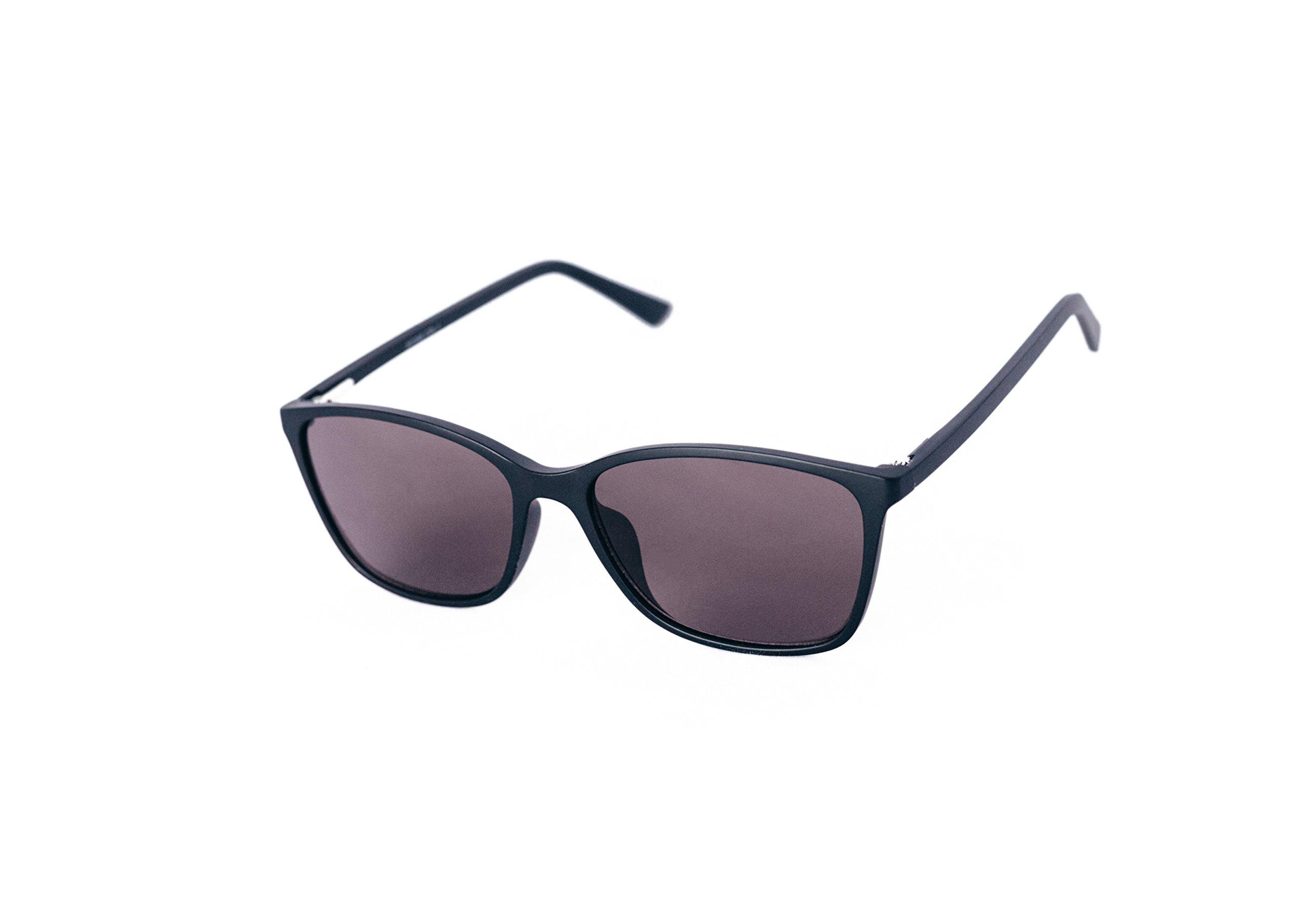 Axon Optics JURA - Migraine Glasses for Migraine Relief and Light Sensitivity Relief (Outdoor Lens)