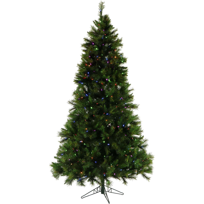 Amazoncom 12 Ft Canyon Pine Christmas Tree With Smart String
