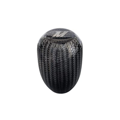 Mishimoto MMSK-CF Carbon Fiber Shift Knob: Automotive