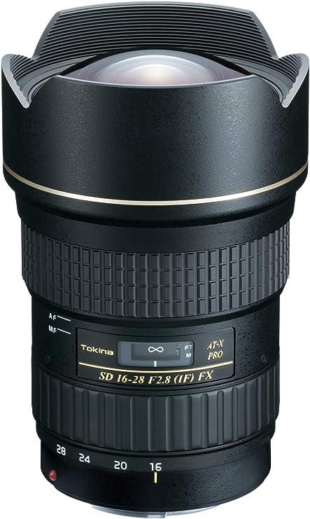 Tokina AT-X Pro 16-28mm f/2.8 FX - Objetivo para Canon: Amazon.es ...