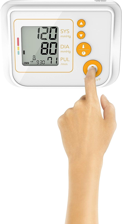 Amazon.com: Choice Basic Monitor de presión arterial, brazo ...