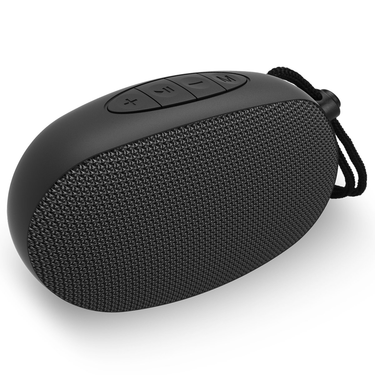 Bluetooth Speaker,LFS Wireless Speaker Portable with Loud Stereo Sound 10W Rich Bass 80ft Bluetooth Range,MP3 Mini Speaker Bluetooth for Iphone Samsung IOS Android cellphone Ipad Black Altavoz