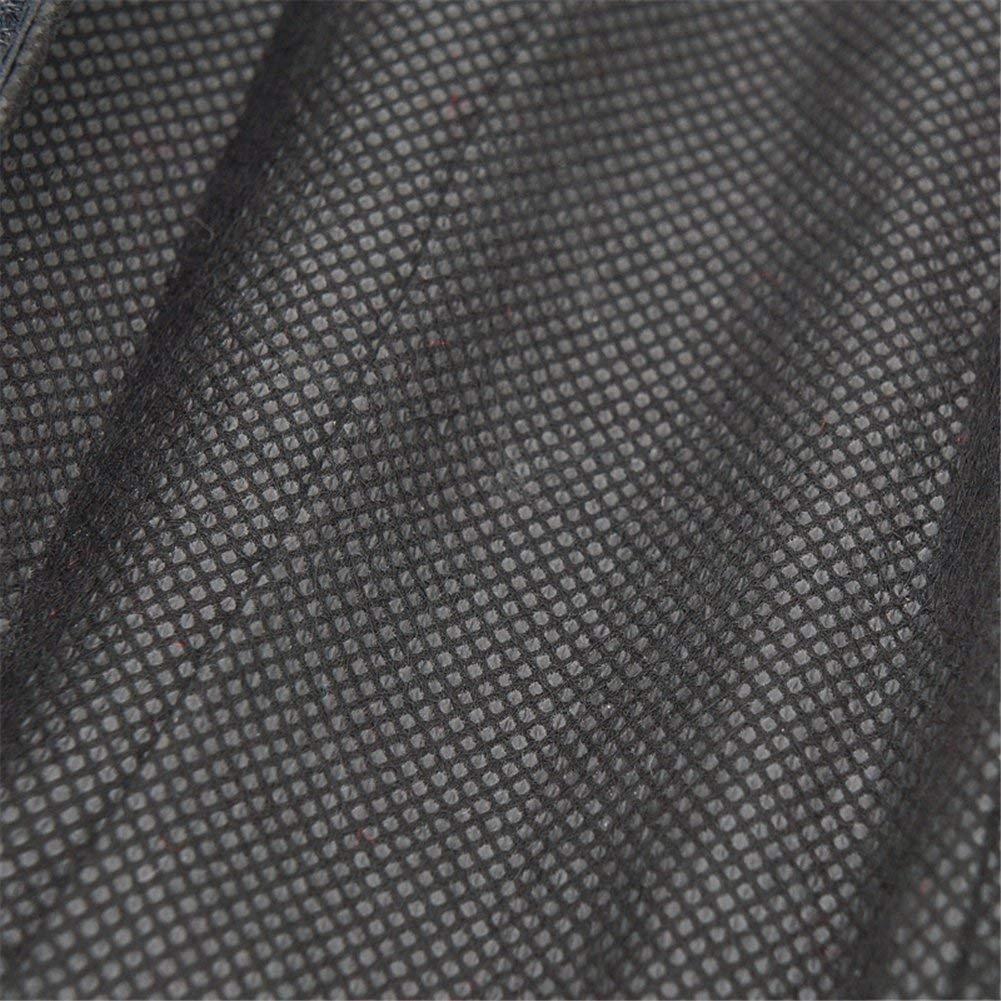 Queta Gurtpolster Schulterpolster 2-er Set Schulterkissen f/ür Auto Sicherheitsgurt Polsterung Klett Geutschutz Autositz Gurtschoner Schwarz + Rot