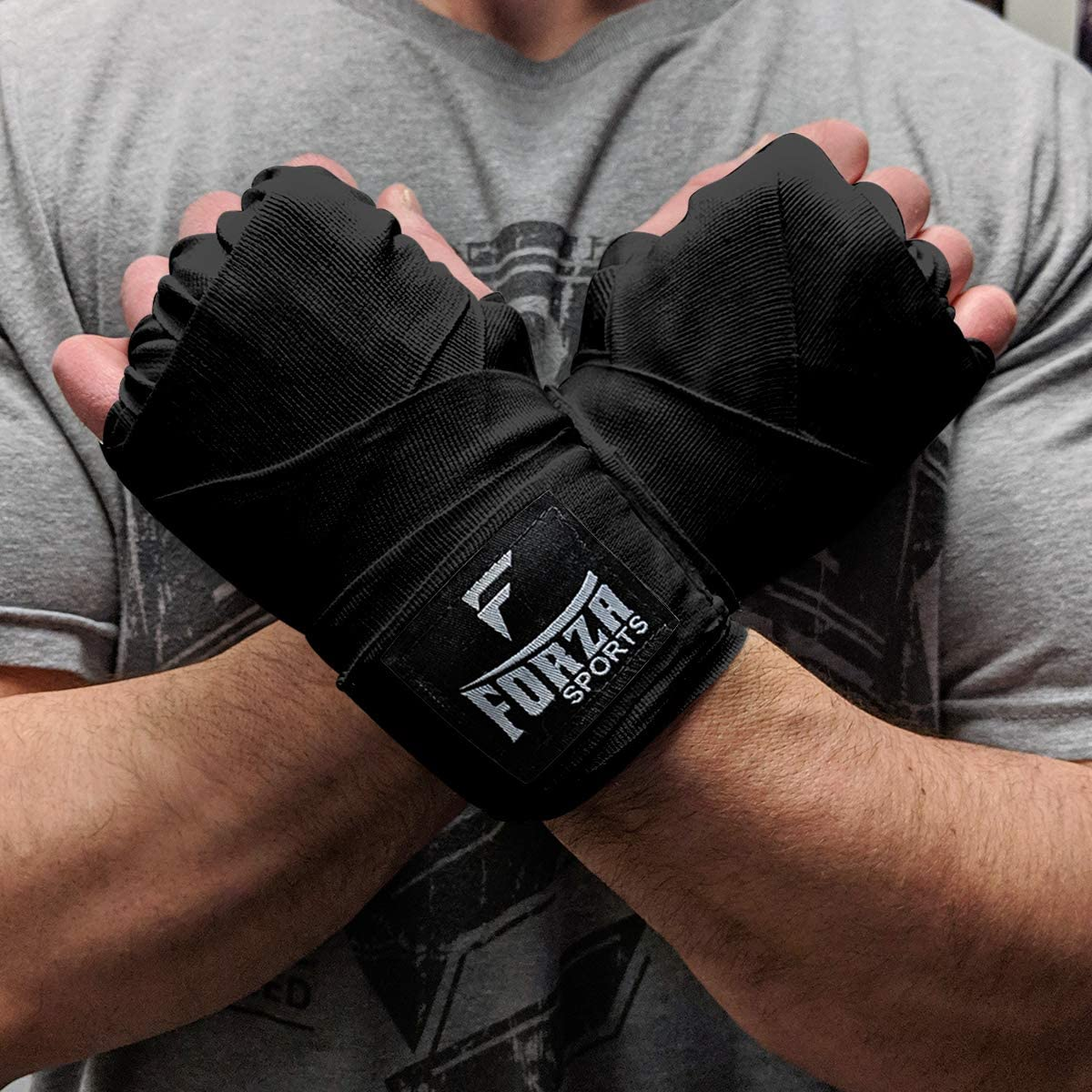 "Forza Sports 120/"" Mexican Style Boxing and MMA Handwraps"