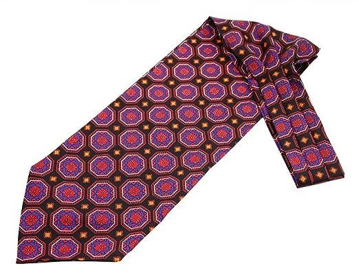 prezzo minimo migliore vendita migliore qualità Prettystern - Foulard da Collo Cravatta Ascot Uomo e ...