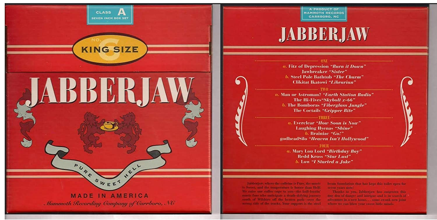 Various - Jabberjaw Pure Sweet Hell No 6 (7