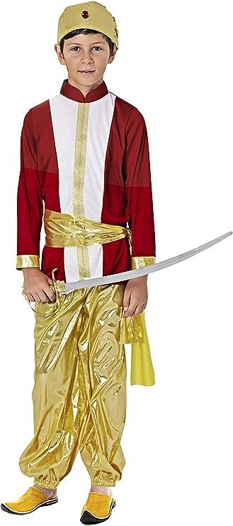Costumizate! Disfraz de Hindú para niño Talla 3-4 Especial para ...