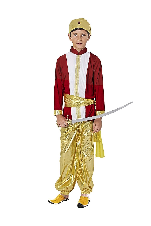 Costumizate! Disfraz de Hindú para niño Talla 5-6 Especial para ...