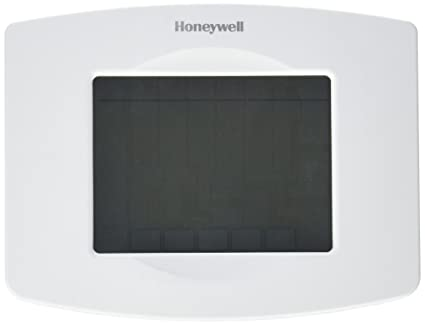 Honeywell Touch Screen Thermostat With Wifi Programmable, Univ 7 Day, Heat & Cool 24