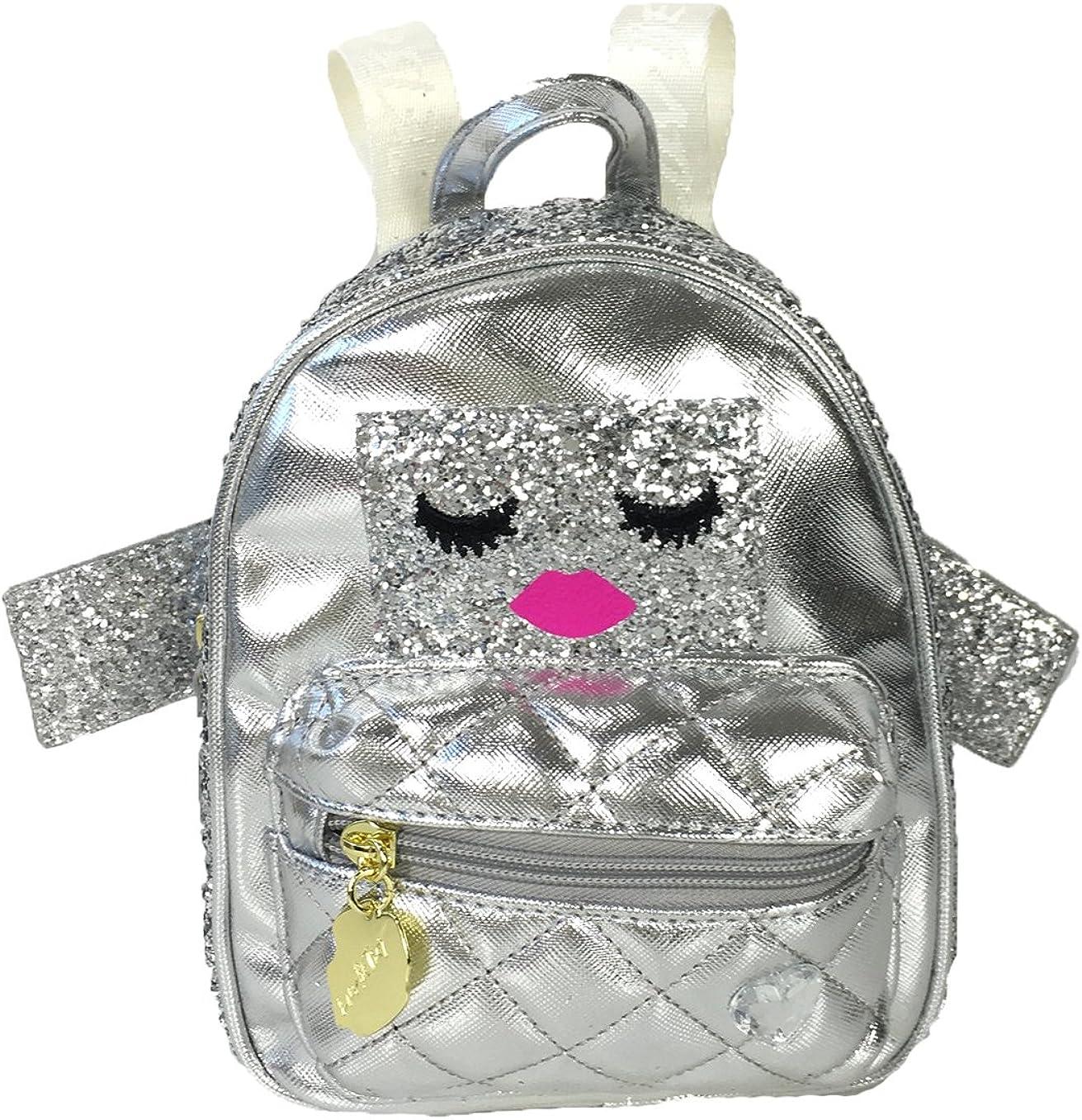 Luv Betsey Womens Bot Kitch Mini Robot Backpack LBBOT