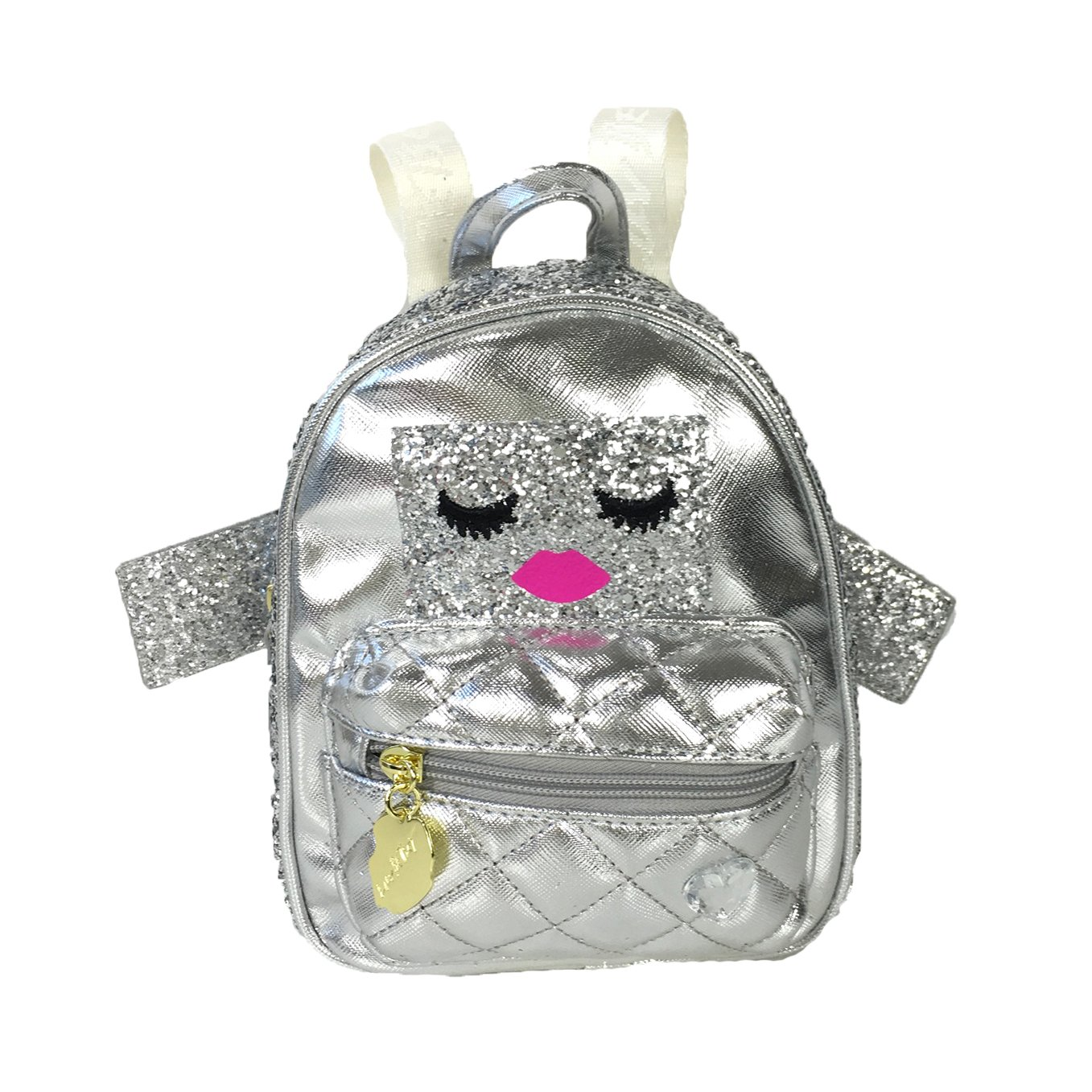 Luv Betsey Womens Bot Kitch Mini Robot Backpack LBBOT