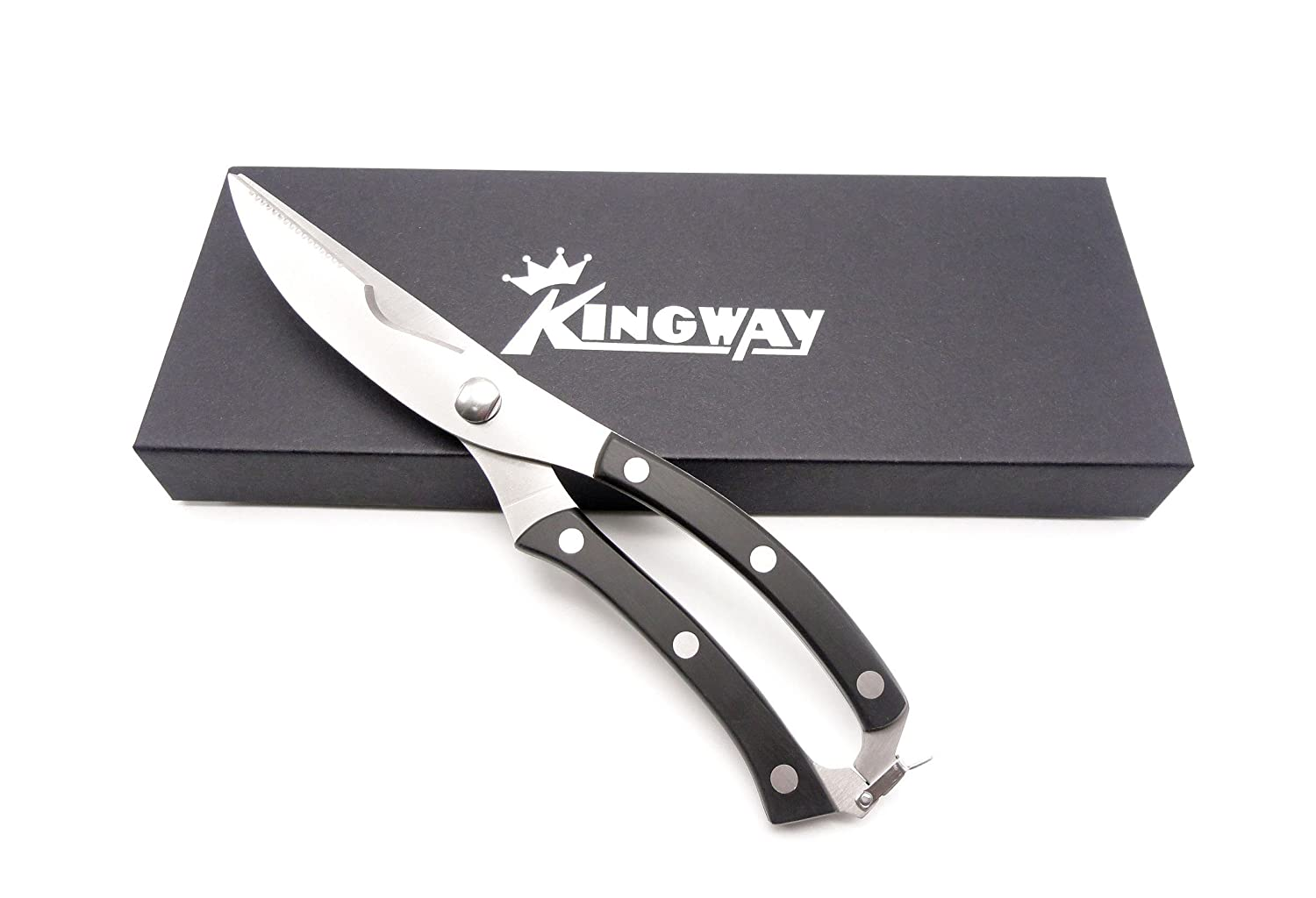 Kingway Best Large Heavy Duty Poultry Shears