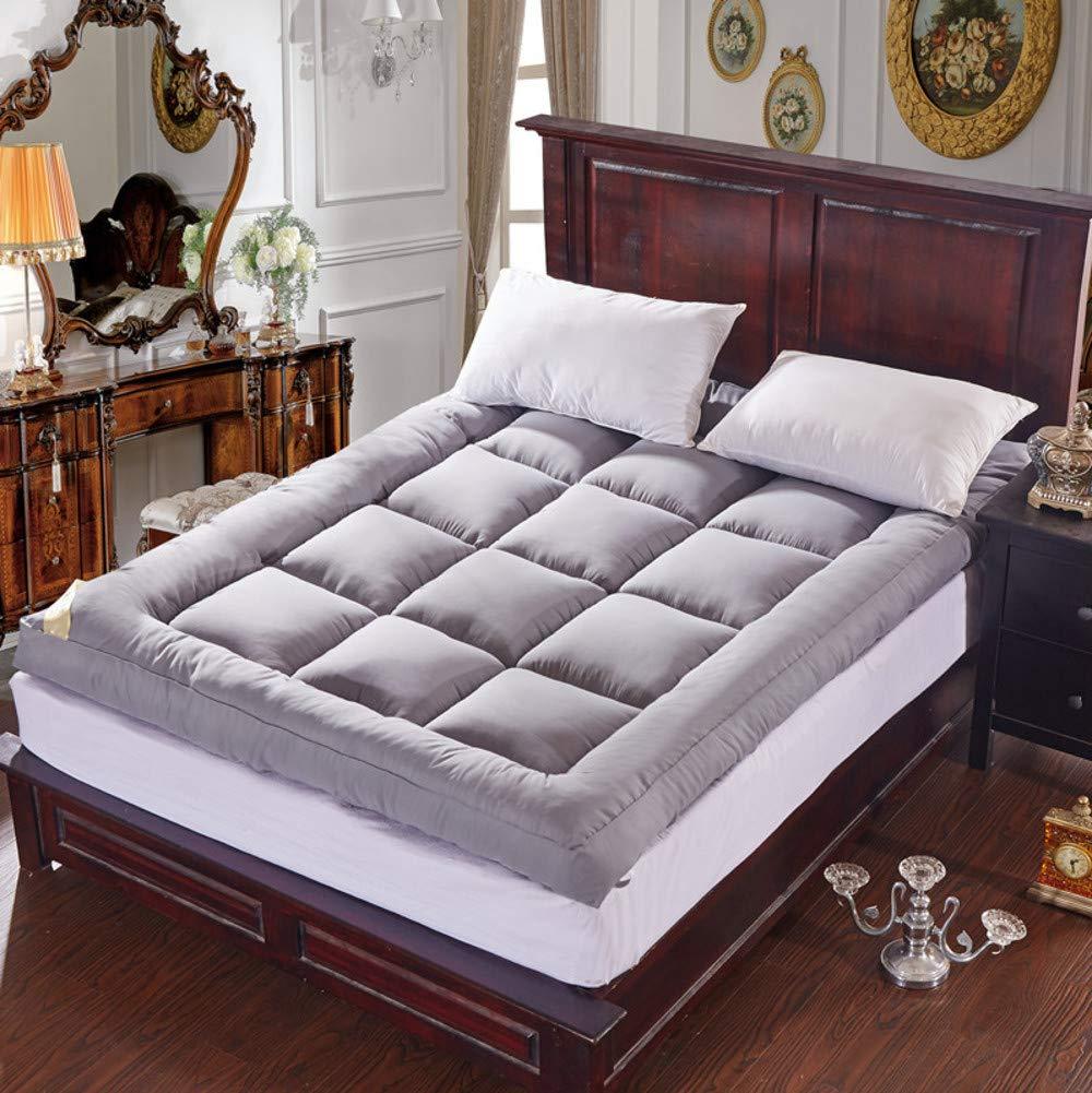 F 100x200cm(39x79inch) 10 cm Thicken Tatami Floor mat,Home School Dormitory Single Double Foldable Mattres-D 180x200cm(71x79inch)