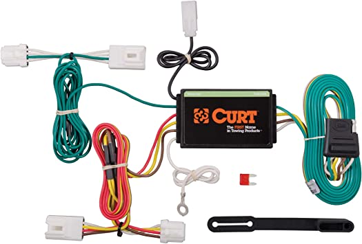 [WQZT_9871]  Amazon.com: CURT 55571 Vehicle-Side Custom 4-Pin Trailer Wiring Harness for  Select Nissan Murano: Automotive | Custom Automotive Wiring Harness |  | Amazon.com