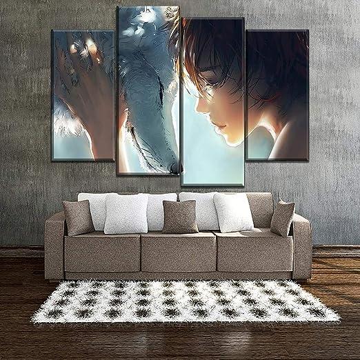 Xvhsx Impresiones sobre Lienzo Decoración del hogar Pintura ...