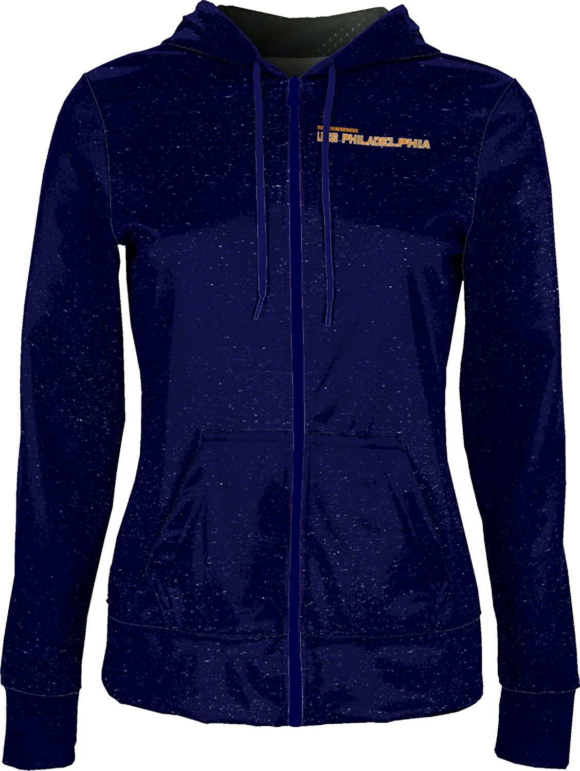 ProSphere Women's USS Philadelphia Military Heather Fullzip Hoodie