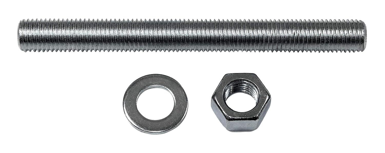 Rostfrei u. S/äurebest/ändig Gewindestangen L/änge von 110mm bis 300mm SN-TEC Ankerstangen M8 bis M24 f/ür Montagem/örtel und M/örtelpatronen Verbundanker aus Edelstahl A4 2, M12 x 160mm