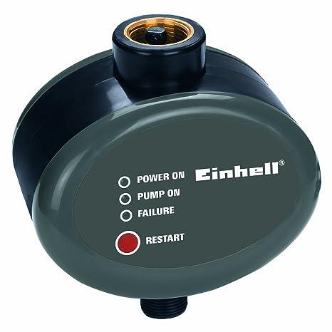 Einhell elektr. Durchflussschalter (10 bar, inkl. Anschlussadapter)