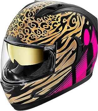 Icono alianza GT Shaguar casco de moto