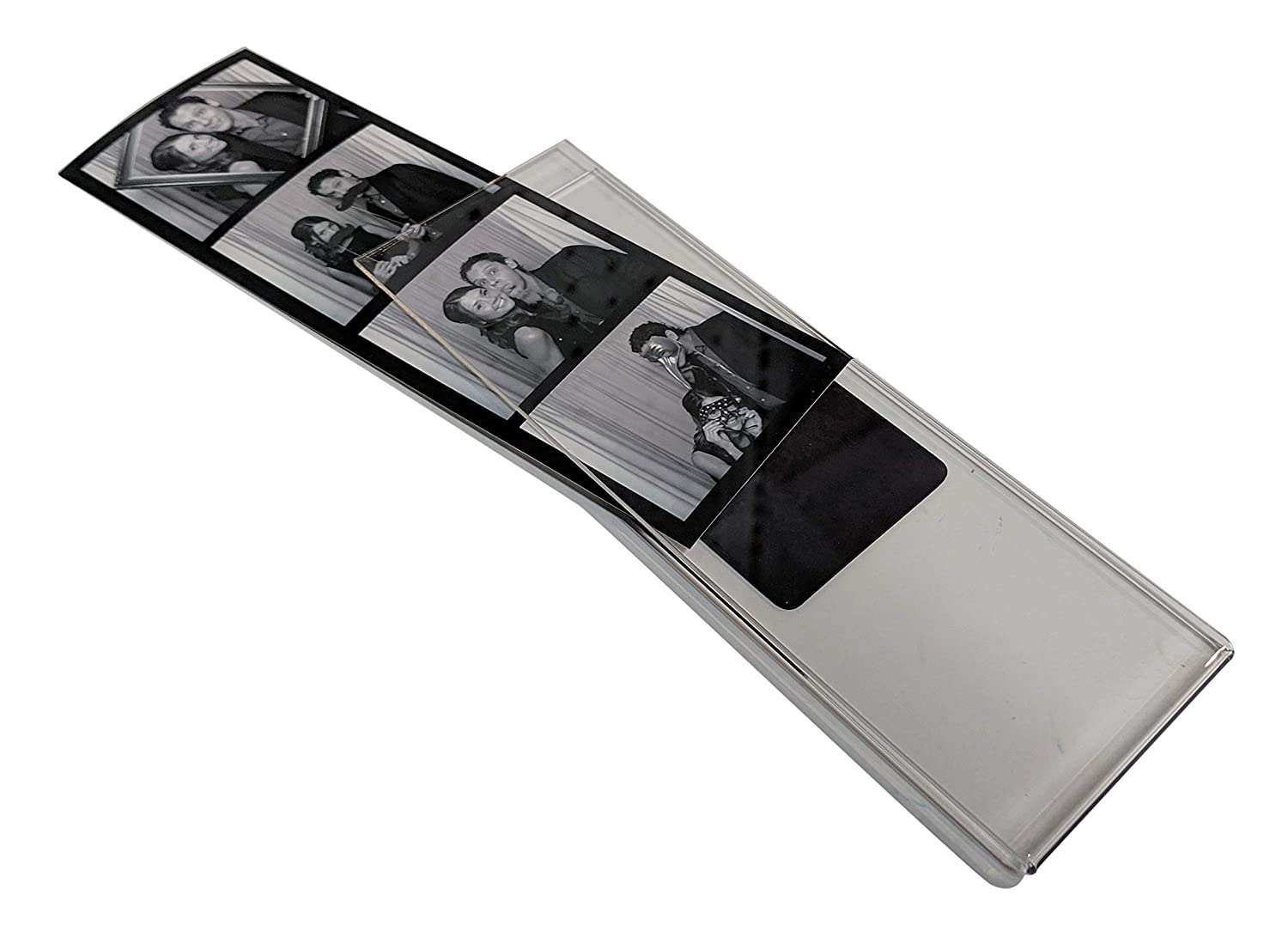 200 Acrylic Magnetic Photo Booth Frames for 2 X 6 Photo Strips Photo Booth Nook PBN6AM200