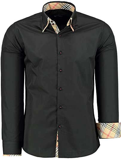 11eb3a92f2e Tmk Men s Shirt - Slim - FIT - Long Sleeve Non Iron Shirts for Business