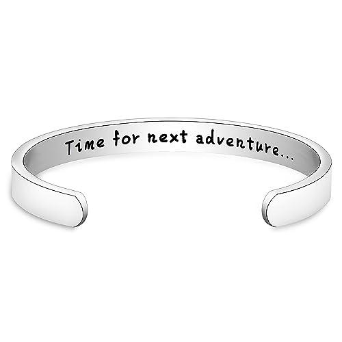 Amazon.com: Gzrlyf - Brazalete de aventura para el siguiente ...