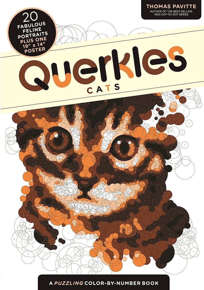 Querkles Cats Thomas Pavitte product image