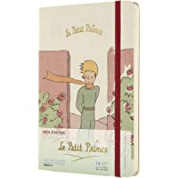 Moleskine 2020-21 Petit Prince Daily Planner, 18m, Large, Roses, Hard Cover (5 X 8.25)