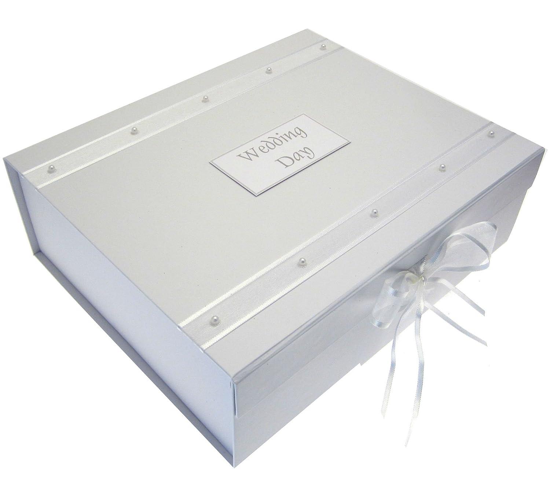 Brandnameinner Caja de recuerdo de calidad atada a mano