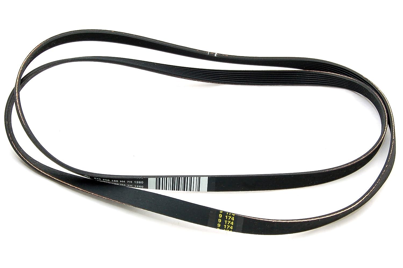 Amazon.com: Lavadora AEG Drive belt. número de pieza ...
