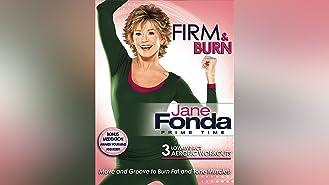 Jane Fonda Prime Time: Firm & Burn