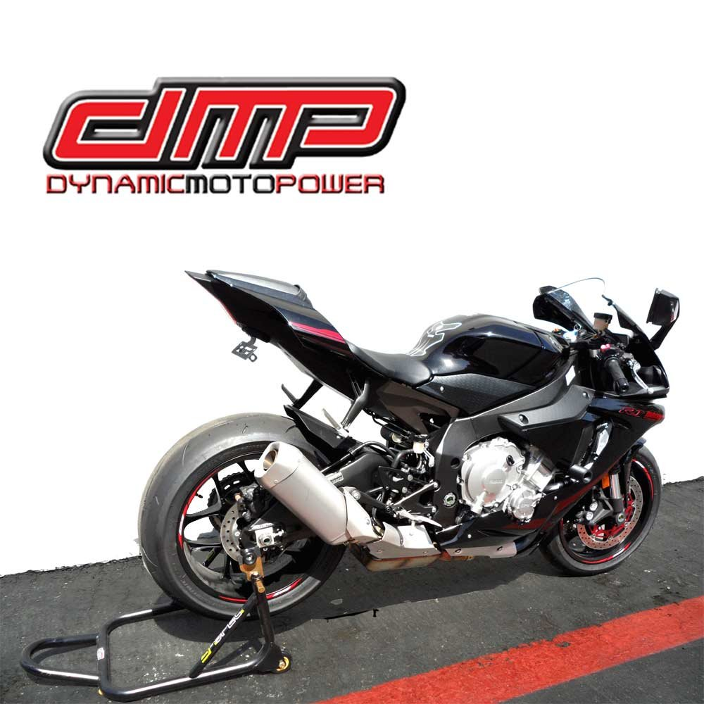 675-6720 YZFR1 YZFR1M YZFR1S 2015-2018 Yamaha YZF-R1 YZF-R1M YZF-R1S Fender Eliminator Kit; Includes Turn Signals and Plate Lights MADE IN THE USA