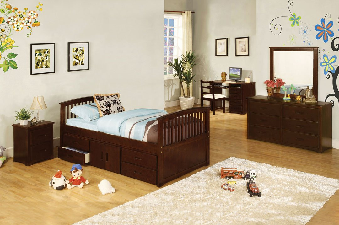 Twin Size Beds For Boys Part - 48: Amazon.com