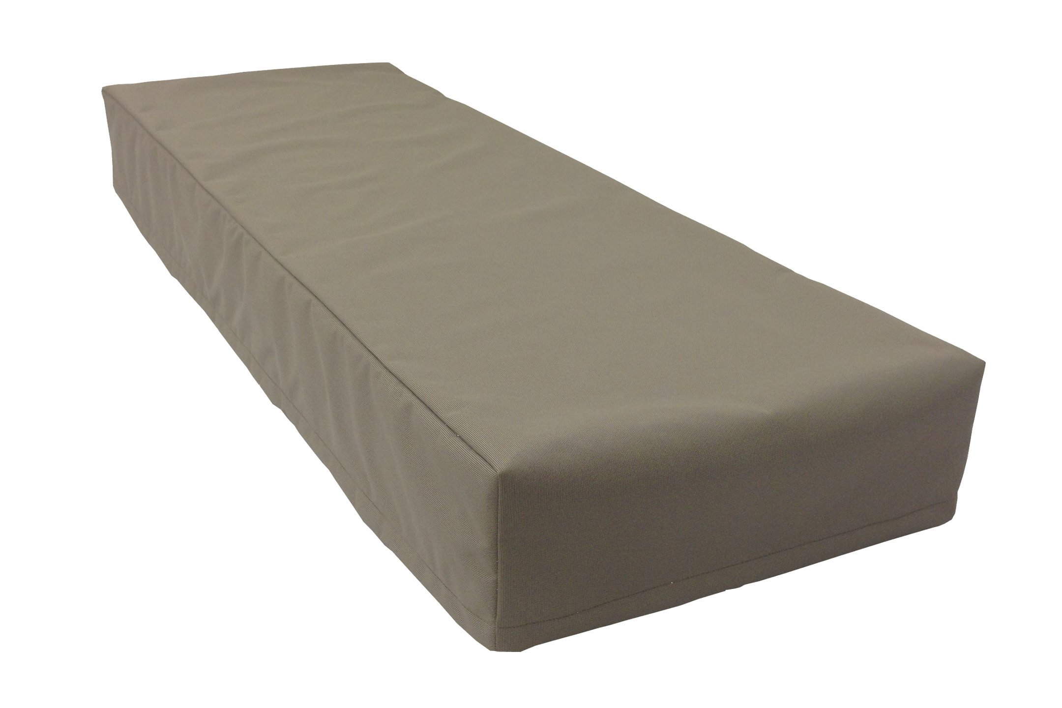 Easy Way Products Furniture Cover Double Armless Chaise Cover