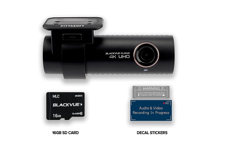 Wynt Blackvue dr900s-1ch + 16 GB Micro SDカード+インストールキット B07C39SF7S