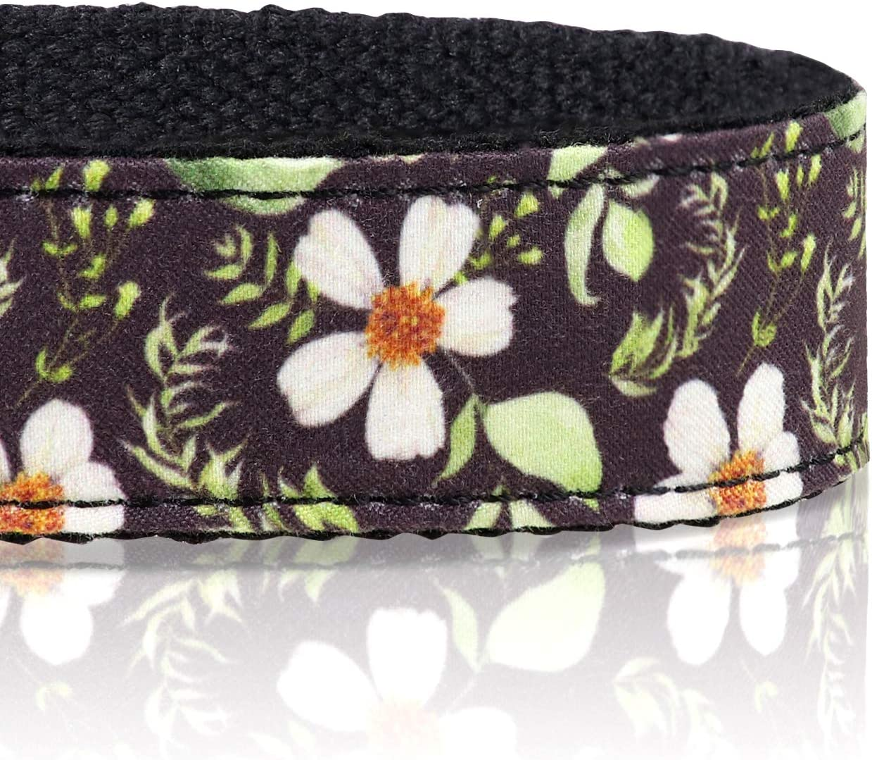 Taglory Verstellbares Hundehalsband,Weich /& Komfort Hunde Halsband f/ür Kleine Mittlere und Gro/ße Hunde