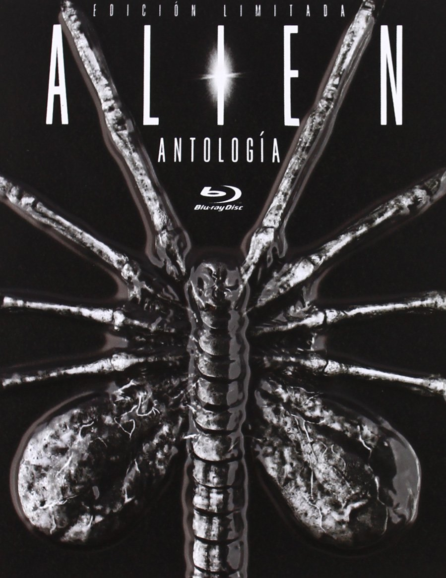 Alien Antologia - Bd Gift Set [Blu-ray]: Amazon.es: Tom Skerritt, Sigourney Weaver, Veronica Cartwright, Harry Dean Stanton Harry Dean Stanton, Ridley Scott, Tom Skerritt, Sigourney Weaver, Gordon Carroll, David Giler, Walter Hill: