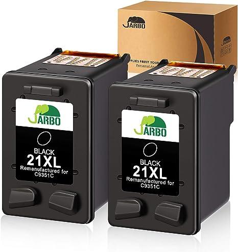 Amazon.com: JARBO - Cartucho de tinta remanufacturado para ...